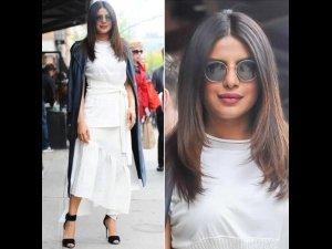 Priyanka Chopra, Holy Wow!