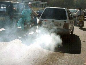 Can Diesel Pollution Damage