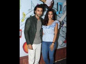 Ranbir And Katrina In Their Coolest Best