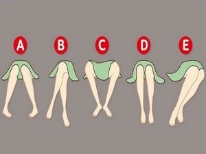What Does Your Sitting Position Reveal