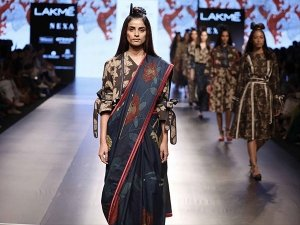 LFW Day 2 Started With A Jugalbandi