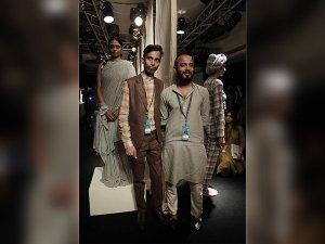 Khadi Collection By Matr Rocked LFW 2017