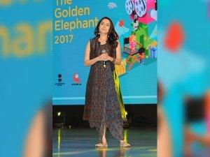 Shraddha Turns Bohemian For An Event