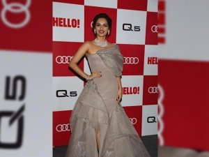Celebs Graced Styles At AudiQ5 Launch