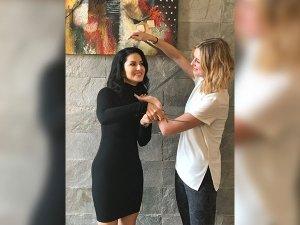 Sunny Leone Visits Madame Tussauds Delhi