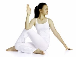 8 Yoga Poses For Kyphosis