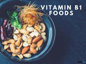 Vitamin B1-rich Indian Foods