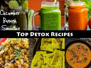 Top Detox Recipes | A Guide To A Complete Dietary Detox