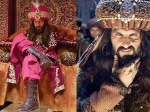Woah! Ravi Dubey Looks Exactly Like Ranveer Singh In 'Khilji' Avatar