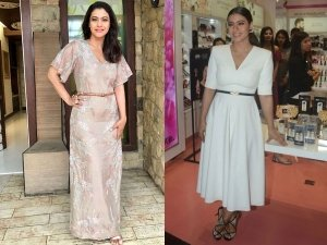 Which Kajol's Dress Will You Choose For The Friday Party Night With BFFs?