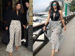 Priyanka Chopra V/s Shama Sikander: Whose Polka-Dotted Outfit Was More Stunning?