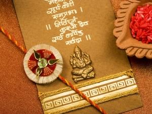 Raksha Bandhan On Aug 26, 2018: Shubh Muhurta For Tying Rakhi