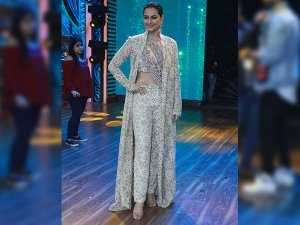 Sonakshi Sinha's Separates Will Inspire You To Wear Something Different For Traditional Parties