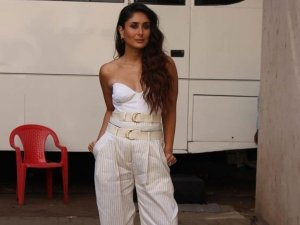 Kareena Kapoor Khan's Modern Jumpsuit Has An Old-fashioned Touch