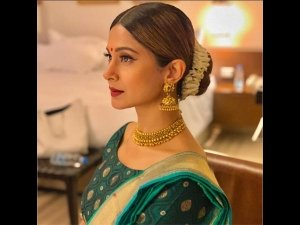 Jennifer Winget's Durga Puja Look Is Inspiring And Minimal