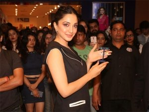 Kiara Advani Keeps It Stylishly Comfortable At A Launch Event