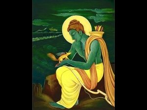 The Story Of Lord Rama And The Squirrel