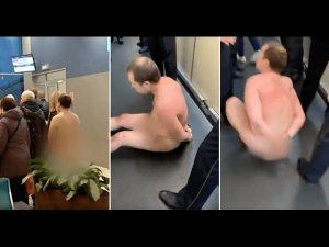 He Stripped Naked While Boarding The Flight As He Wanted To Feel More 'Aerodynamic'