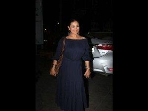 Divya Dutta Adds A Desi Touch To Her Modern Dress