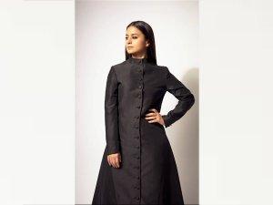 Rasika Dugal's Black Outfit
