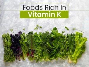 20 Best Foods Rich In Vitamin K