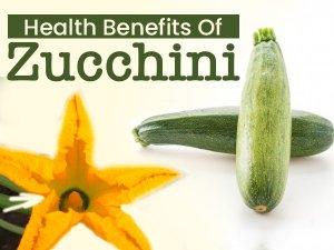 15 Health Benefits Of Zucchini