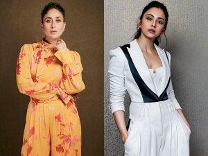 Kareena Kapoor Khan, Rakul Preet Singh And Other Divas Who Made Stylish Statements In Jumpsuit