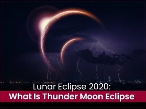 Penumbral Lunar Eclipse 2020: Here's The Date, Time And Where To Watch Thunder Moon Eclipse