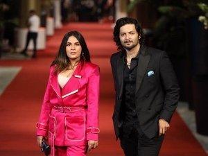 Richa Chadha And Ali Fazal Inspire Us To Suit Up And Richa Chadha's Kaftan Dress Decoded Too