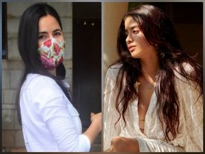 Janhvi Kapoor, Katrina Kaif And Other Divas Exude Comfy Vibes In Their Monsoon-Perfect White Breezy Dresses