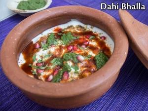 North Indian Special- Homemade Dahi Bhalla Recipe