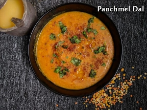 North Indian Special- Panchmel Dal Recipe