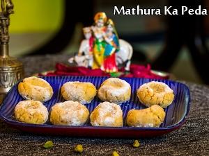 North Indian Special- Mathura Ka Peda Recipe