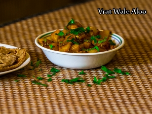 North India Special: Vrat Wale Aloo Recipe