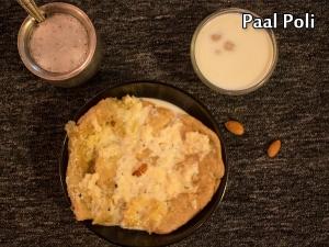 Paal Poli Recipe
