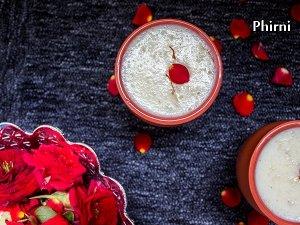 North Indian Special- Phirni Recipe