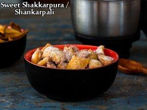 North Indian Special- Shakkarpara Recipe