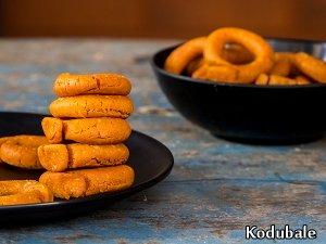 South Indian Special- Kodubale Recipe