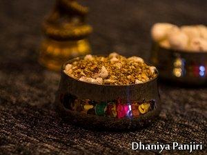 Janmashtami Prasad- Dhaniya Panjiri Recipe