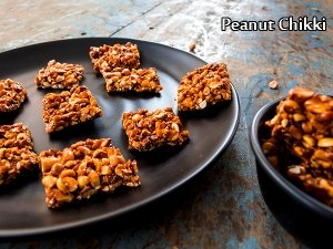 South India Special: Peanut Chikki Recipe