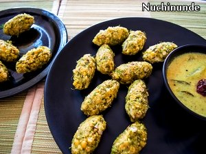 South India Special: Nuchinunde Recipe