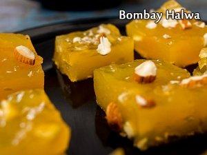 Bombay Halwa Recipe