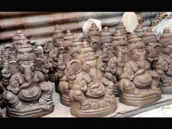 Reasons To Use Eco-Friendly Ganesh Idols
