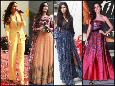 Don't Miss! Katrina's 9 Gorgeous Outfits