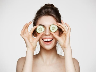 Ways Cucumber Slices Can Benefit Eyes