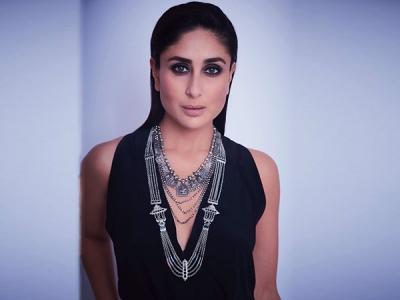 Kareena Kapoor's Smokey Make-up For DID