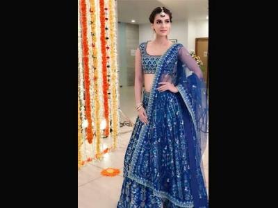 Kriti Sanon Marvels In Her Ethnic Look