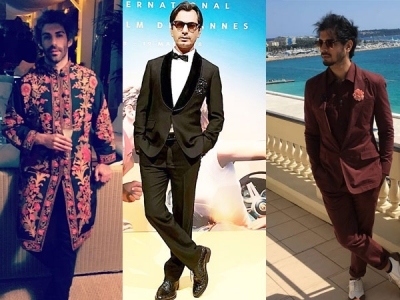 B-Town Men At Cannes 2018