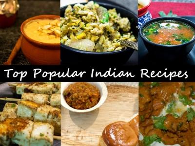 Top Popular Indian Recipes