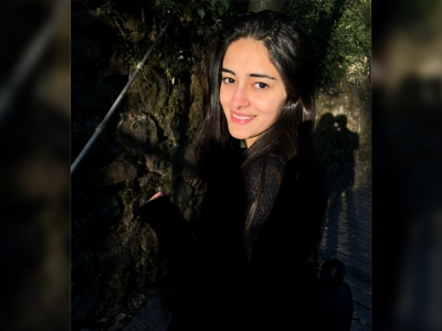 Ananya Panday Wows In This Look